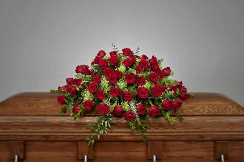 Rose Casket 800x534 - Rose Casket Spray