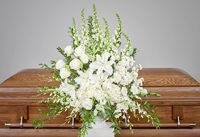 Vase Basket Arrangements 1 - Home