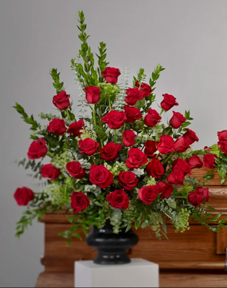 Vase1 - Rose Collection Arrangement