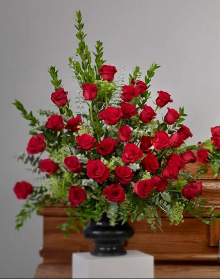 Vase1 - Rose Collection Arrangement
