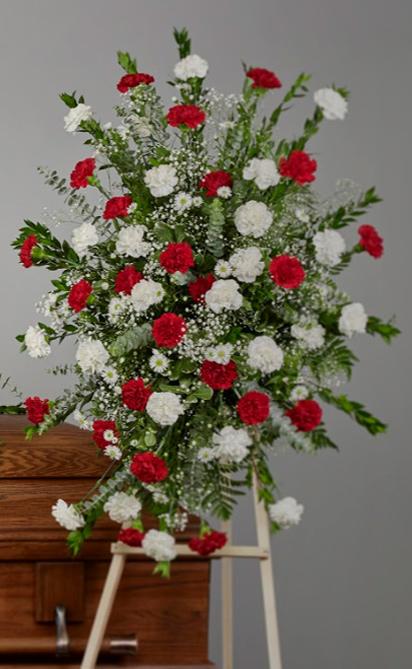 carnation134 easels - Carnations Easel
